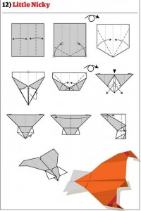 How to Build Cool Paper Planes (13 pics)